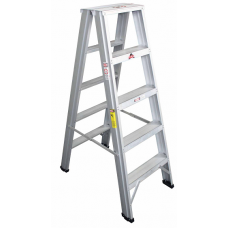Aluminum Double Sided Ladder